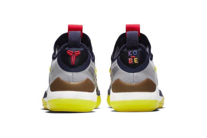 Nike Kobe A D Multicolour 4