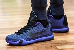 Nike Kobe X Blackout Thumb