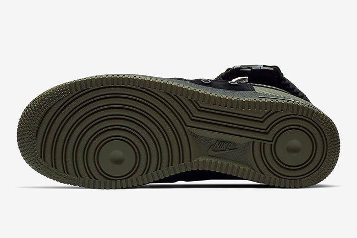 Nike Sf Af1 High 864024 004 2 Sneaker Freaker
