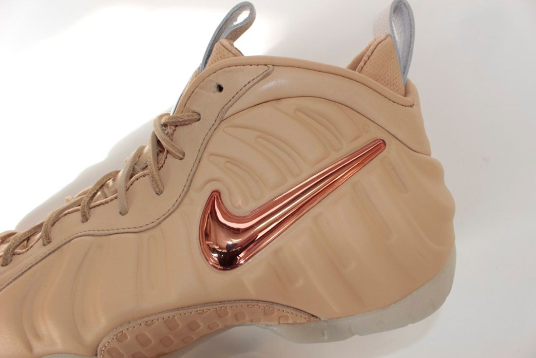 Nike Air Foamposite Vachetta Tan 6