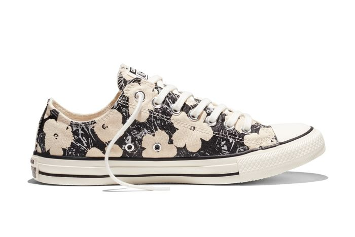 Converse Chuck Taylor All Star Andy Warhol Floral Pair 3