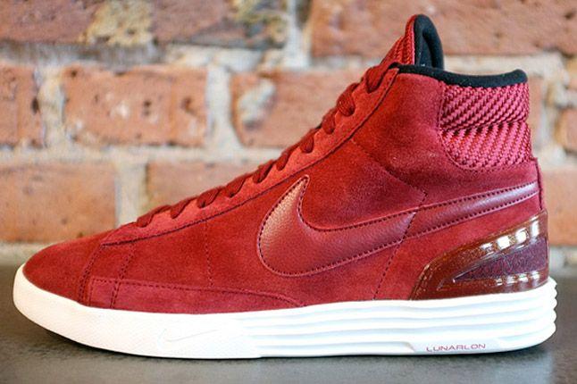 Nike Lunar Blazed 2012 Red Profile 1