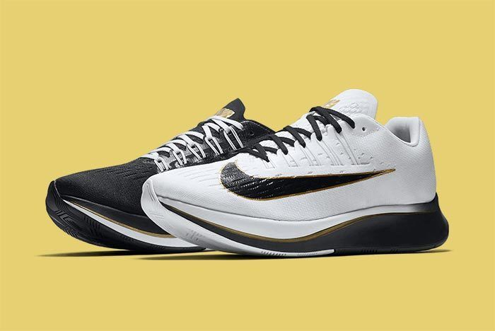Nike Zoom Fly Black White 1