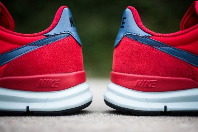 Nike Lunar Internationalist Red 3