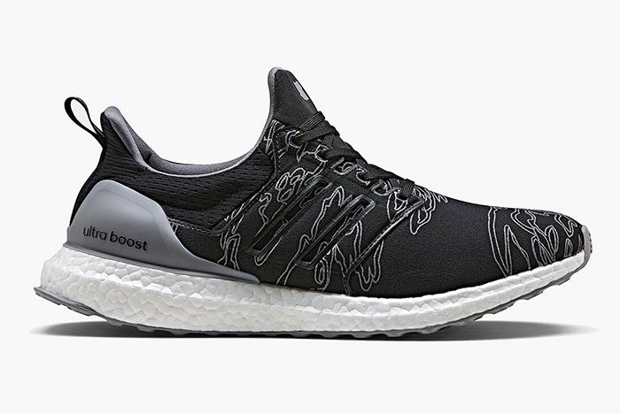 Undefeated Adidas Boost Running Colab 2