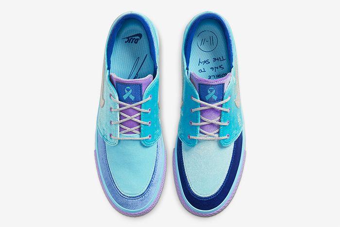 Desiree Castillo Nike Sb Zoom Janoski Doernbecher Top
