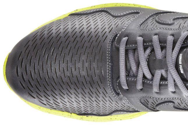 Nike Lunarflow Grey Volt Toe 1