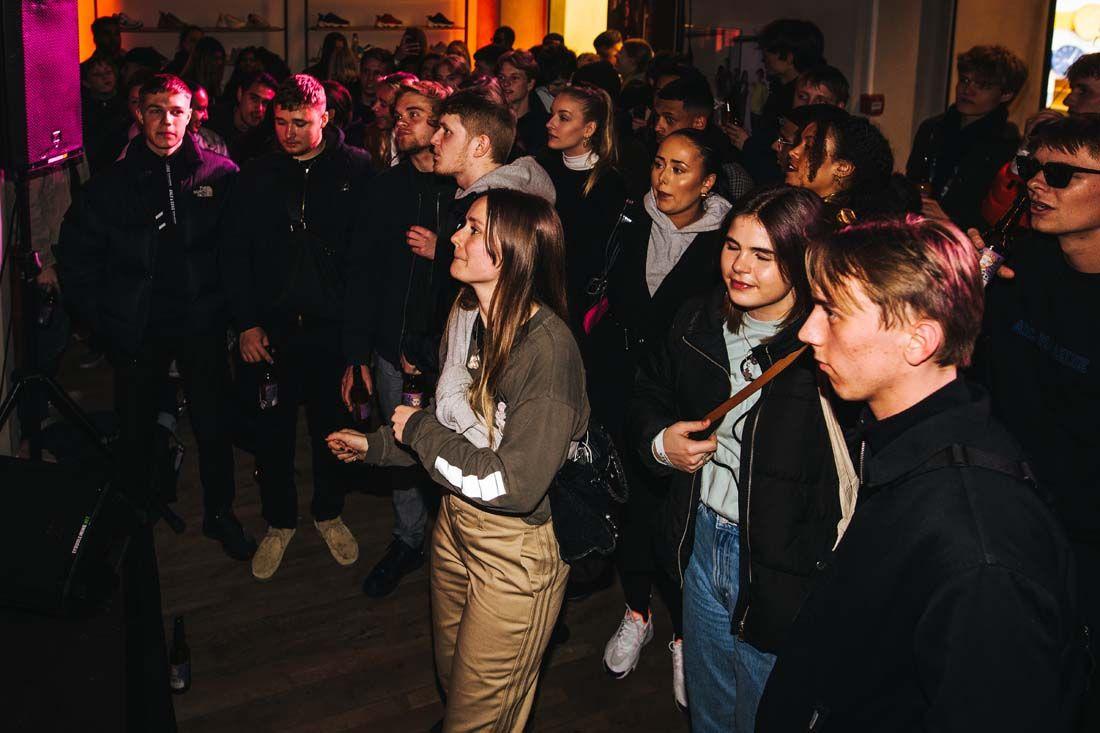 Rezet Sneaker Store Adidas Nite Jogger Release Party Event Recap 71