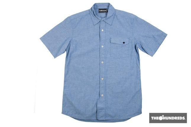 The Hundreds Chambre Shirt 1
