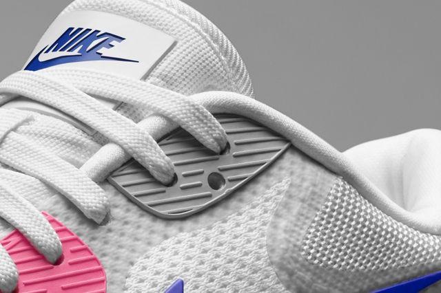 Nike Air Max Lunar90 Womens Tongue