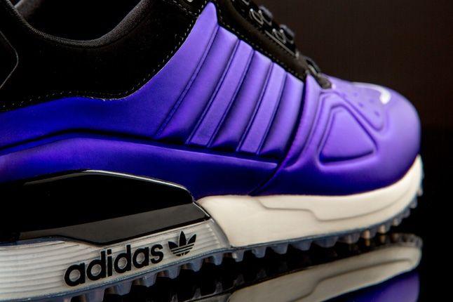 Adidas Originals T Zx Runner Amr Dkpurple Ankle Detail 1