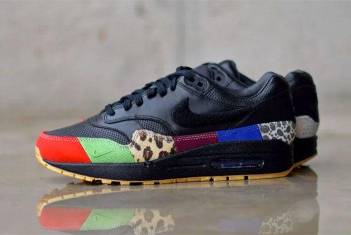 Nike Air Max 1 Master Black 2