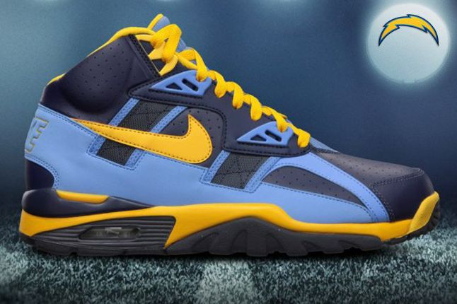 San Diego Chargers Air Trainer Sc 2