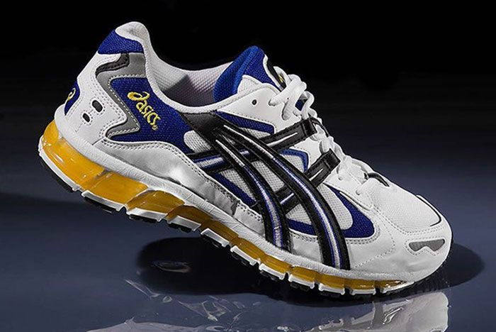 Asics Gel Kayano 5 Quantum 360 Side Shot 2