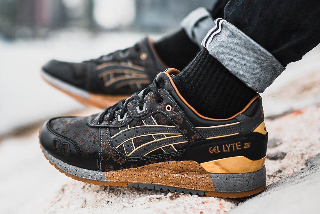 Limited Edt X Asics Gel Lyte Pack 1