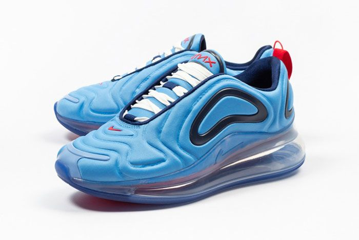 Nike Air Max 720 Blue Void Full