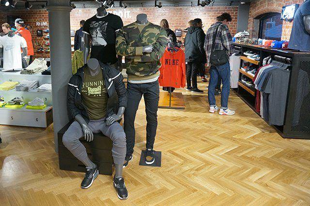Nike Store 267 Chapel Street 15