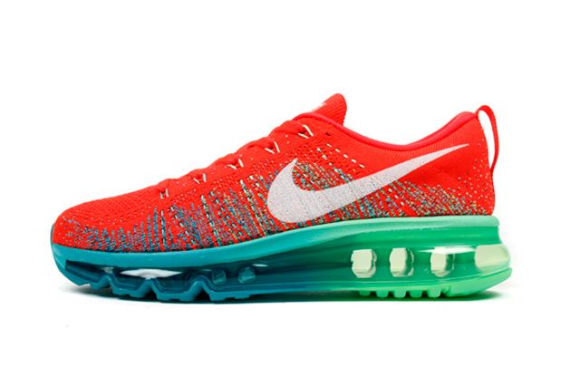Nike Flyknit Max Summer Colour Collection