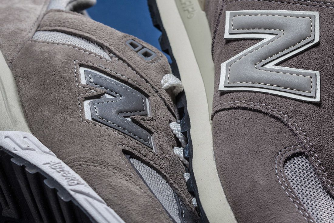 New Balance Grey Ns 2