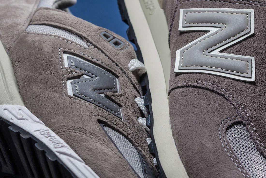 New Balance Grey Ns 2