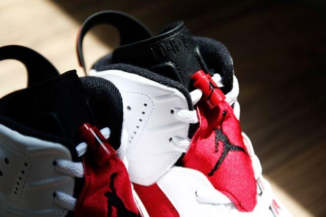 Air Jordan 6 Retro Carmine 3