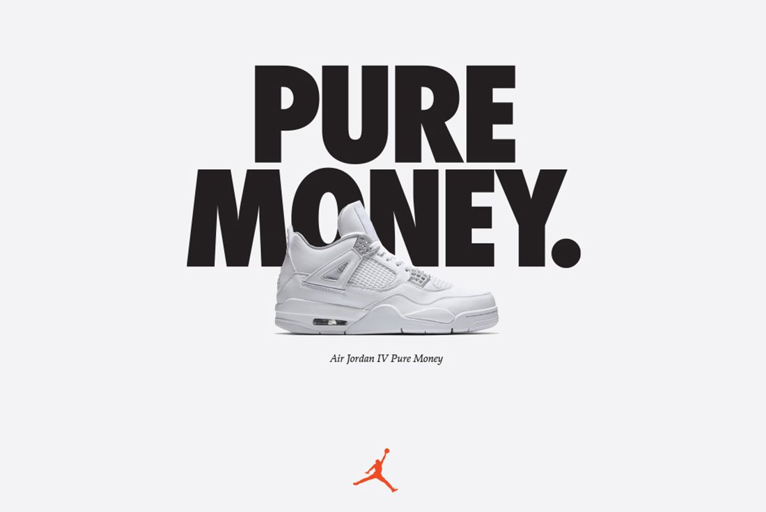 Air Jordan 4 Pure Money20