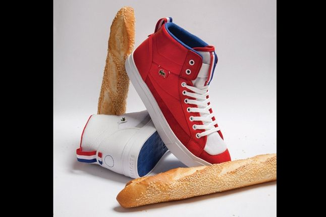 Lacoste Tricolore Pack French Stick Flat 1