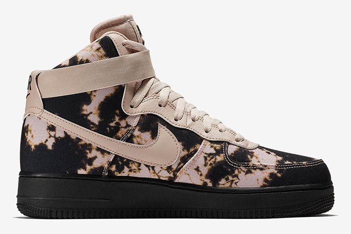 Nike Air Force 1 High Acid Wash Ar1954 001 3 Sneaker Freaker