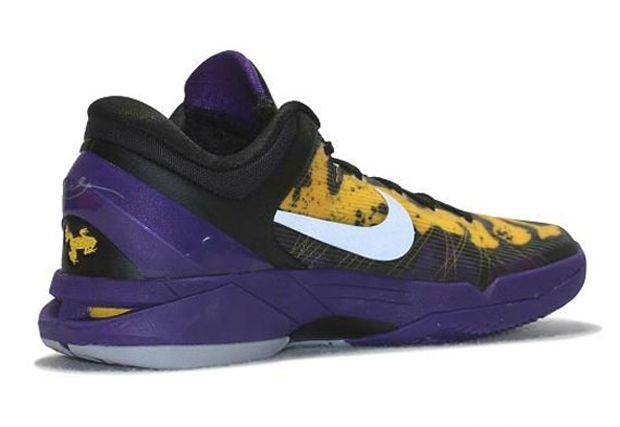 Kobe Vii Poison Dart Lakers 5 1