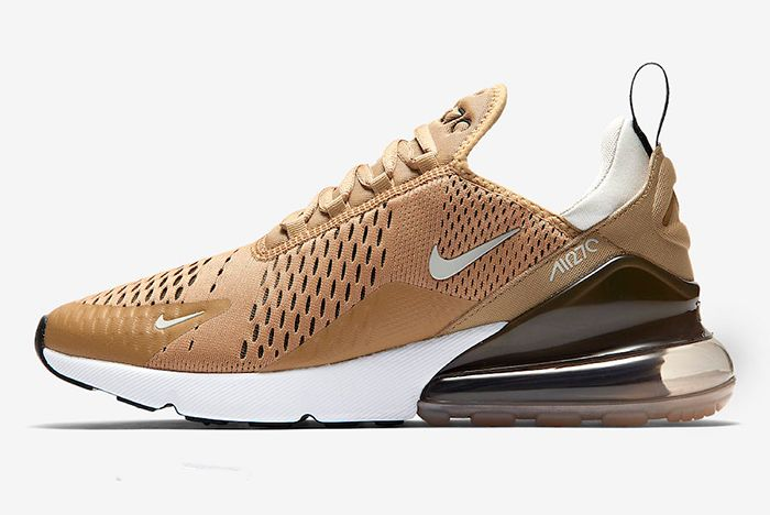 Nike Air Max 270 Elemental Gold Ah8050 700 Release Date Sneaker Freaker