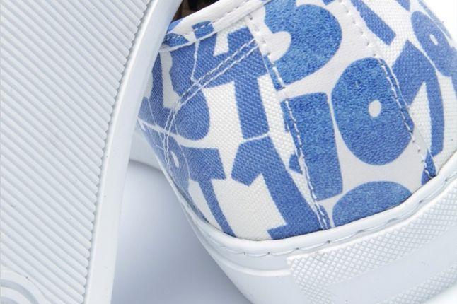Comme Des Garcons Shirt X The Generic Man Print Sneaker Outsole 1