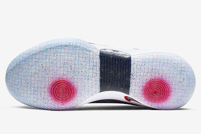 Nike Adapt Bb Multi Color Ao2582 900 Sole