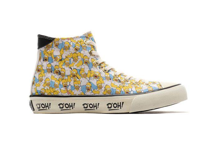 Simpsons Freaker Sneaker Copy