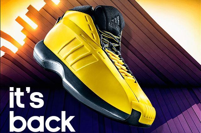 Adidas Crazy 1 Returns 2