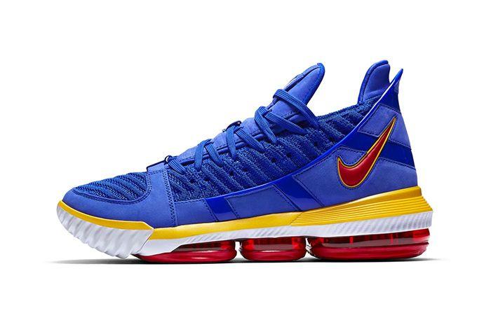 Nike Lebron 16 Sb Blue Cd2451 400 3