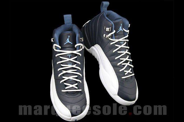 Air Jordan 12 Obsidian 3 1