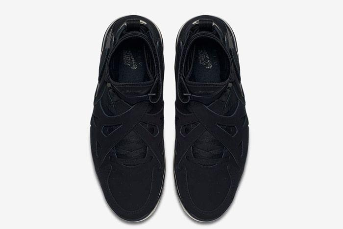 Nike Air Unlimited Black 4