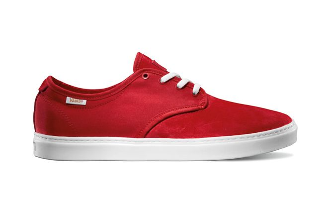 Vans Otw Collection Ludlow Running Red Spring 2013 1
