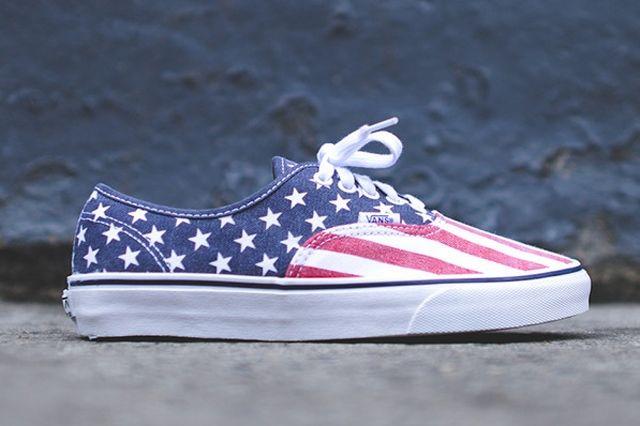 Vans Stars And Stripes Pack 4