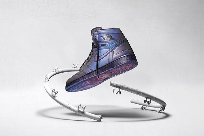 Jordan Brand Air Jordan 1 Fearless Ones Collection Nike Promo25