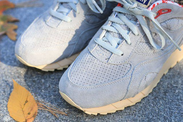 Bodega Saucony Shadow 6000 Sweater Pack 17