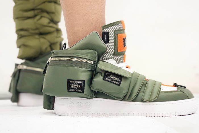 Murakami Custom Sneakers Porter 2