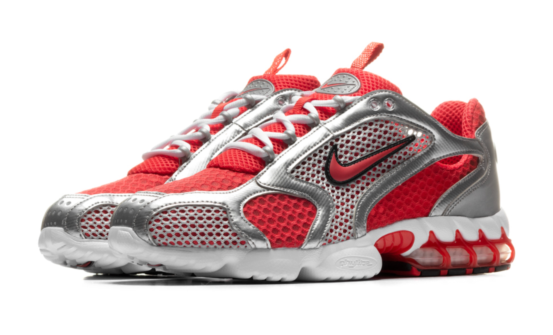 Nike Zoom Spiridon Cage 2 'Track Red'
