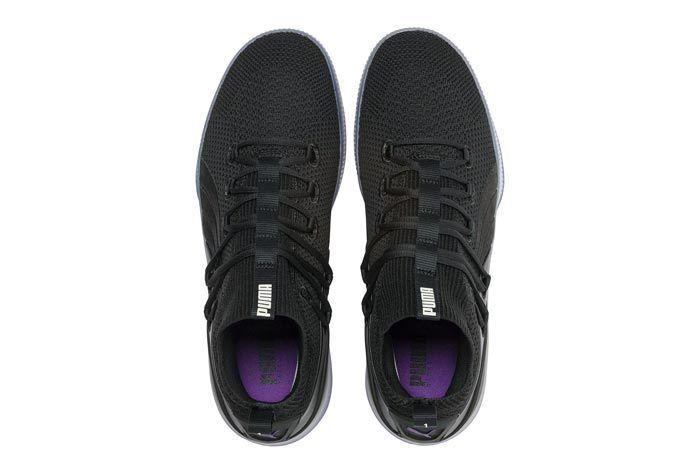 Puma Clyde Court Purple Glow 4