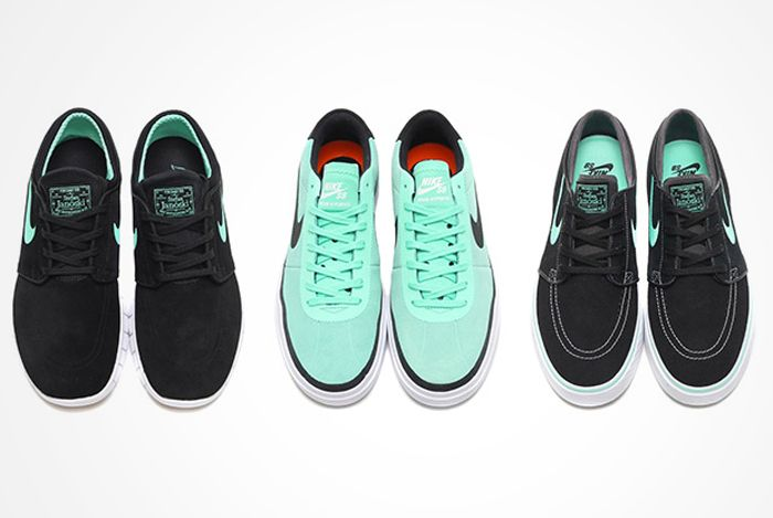 Nike Sb Green Glow Collection A