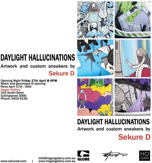 Daylight Hallucinations 1