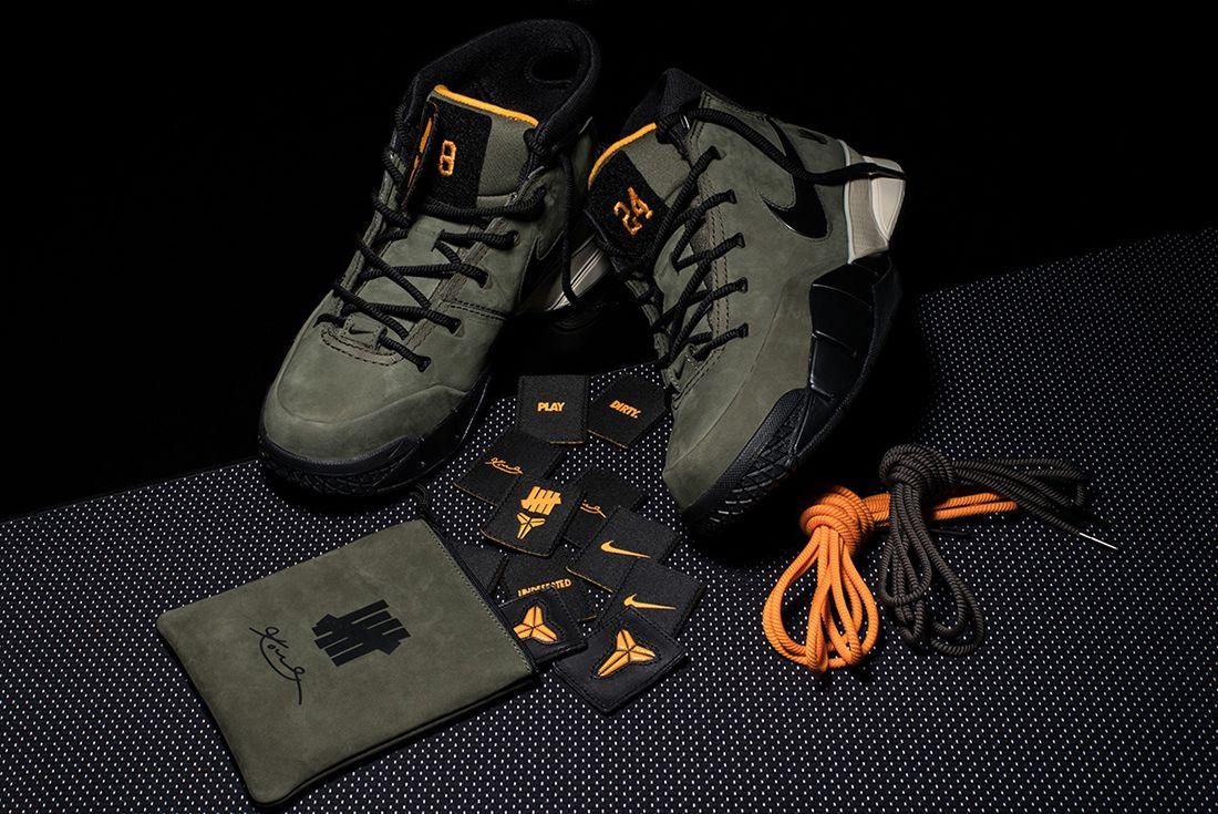 Undefeated X Nike Kobe Proto 1