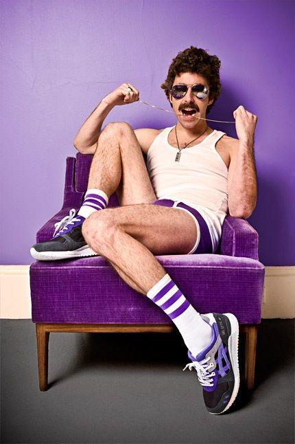 Alvin Purple Asics Sneaker Freaker 2