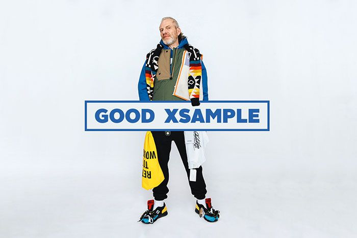 Good Xsample Charity Event Header
