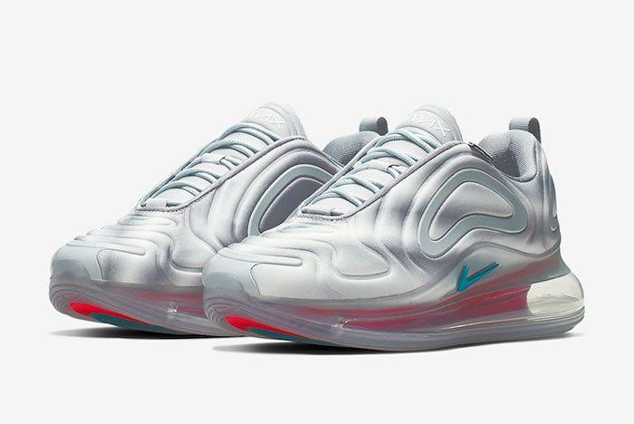 Nike Air Max 720 Airbrush Left